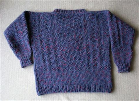 knitting ganseys beth brown reinsel stitches of violet peace fleece gansey finished
