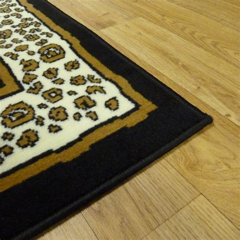 themed rugs leopard themed rug carpet runners uk