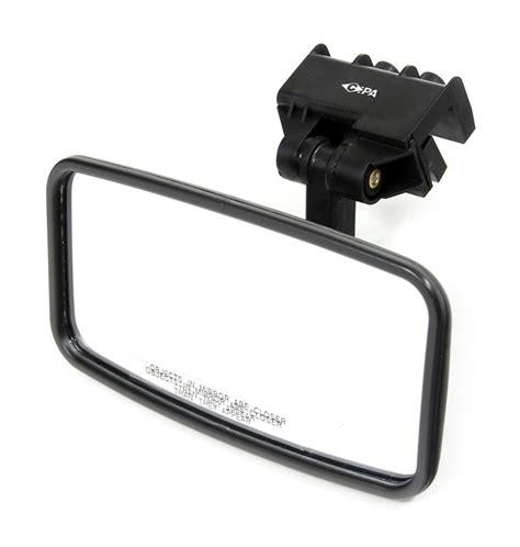 boat windshield mirror cipa rearview boat mirror convex face windshield mount