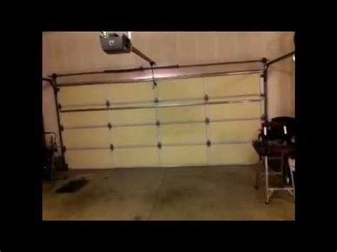 garage door repair chino california new strut section