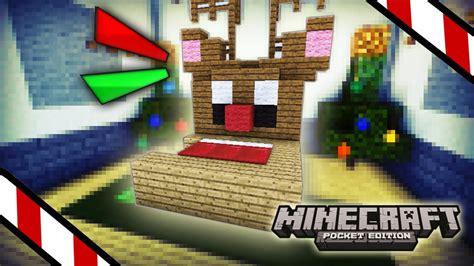 de decoraciones para las u as youtube newhairstylesformen2014 com minecraft pe como hacer una 201 pica cama navide 209 a