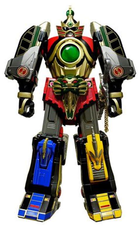 Ssk Power Ranger Robot Figure mighty morphin power rangers legacy thunder megazord