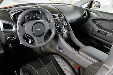 aston martin custom interior 2014 aston martin vanquish test drive the news articles