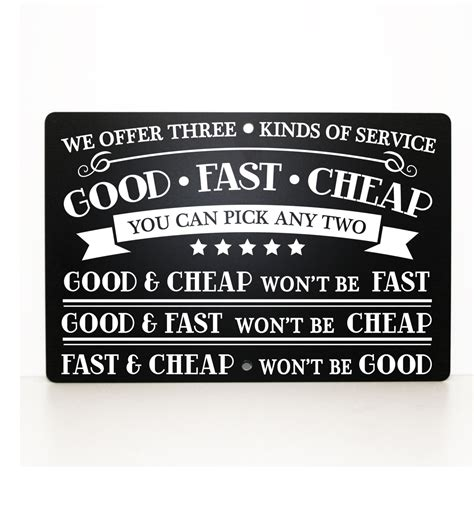 cheap service we offer three kinds of service cheap fast 12 x