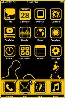 themes black label download black label apple iphone theme apple theme