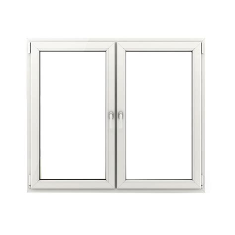 finestra mobile finestre in pvc aluplast id 4000 col bianco a 2 ante con