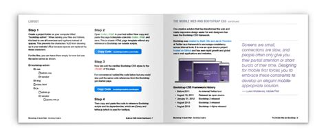 tutorial on web design pdf bootstrap 4 book for beginners learn responsive web