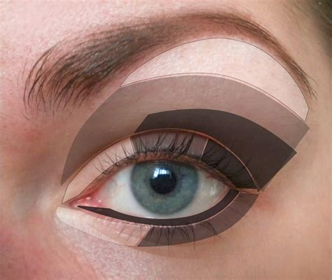 Eyeshadow How To Apply how to apply eyeshadow step by step