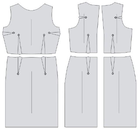 dress pattern design software free basic dress pattern design