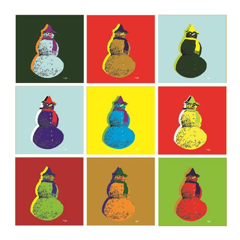 andy warhol christmas happy new cards unicef schweiz