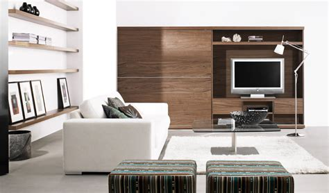 awesome white sofa wooden shelf contemporary living room