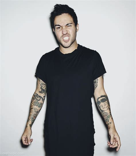 pete wentz tattoo show pete wentz guys tattoos my