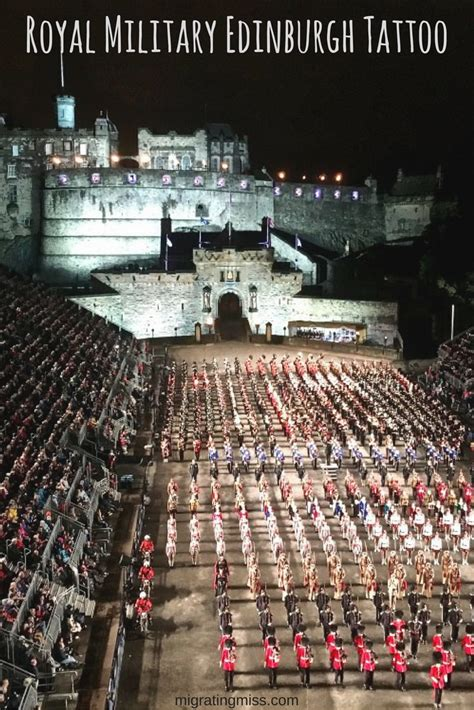 royal edinburgh military tattoo to tour overseas an unforgettable experience the royal edinburgh military