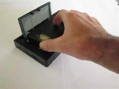 adattatore cassette 8mm vhs c videolike