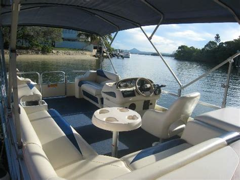pontoon boats for sale sunshine coast photo0 jpg picture of boardwalk boat hire noosa