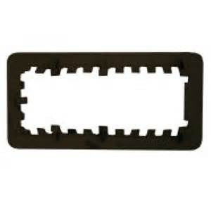 Replacement grate frame for us stove circulators and furnaces 40102
