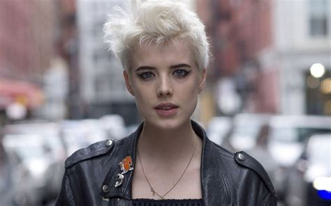 Model Of The Year Agyness Deyn by Agyness Deyn Ties The Knot Wedding Journal