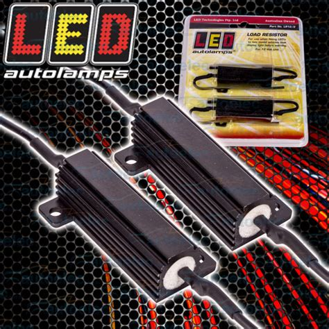 load resistor for led trailer lights led load resistor 4 trailer stop lights indicator l lr12 2