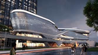 Luxury Lighting Design - 1000 ideas about mall facade on pinterest facades shopping center and architects
