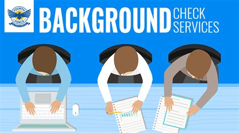 Third Background Check Providers Suppliers Background Verification Fourth