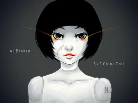 china dolls ซอย 4 broken china doll by sa tou on deviantart