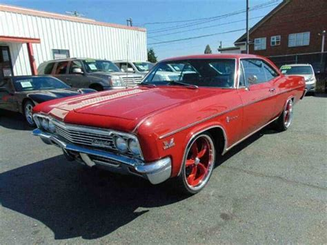 1966 impala ss for sale 1966 chevrolet impala ss for sale classiccars cc