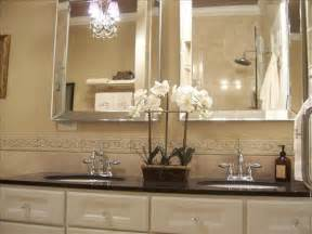 Crate And Barrel Bathroom Vanity Beveled Mirrors Design Ideas