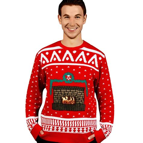 knitting pattern ugly christmas sweater craftdrawer crafts best of the worst knit ugly christmas