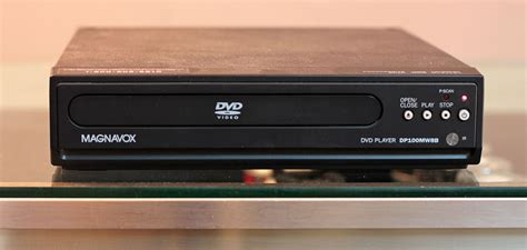 Dvd Player magnavox dp100mw8b dvd player