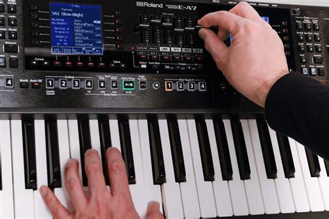 Keyboard Roland E A7 Roland E A7 Expandable Arranger Keymusic