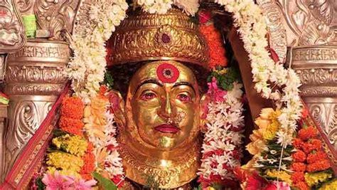 ekvira devi palkhi  chaitra month hindu blog