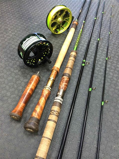 used one fly rod for sale fishing rods spey to float centerpin conversions