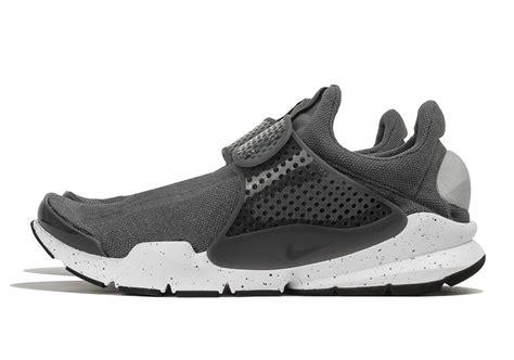 Nike Sockdart Breathe Black Grey 1 nike sock dart grey sneaker bar detroit