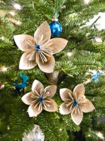 paper craft christmas ornament ideas creative art and