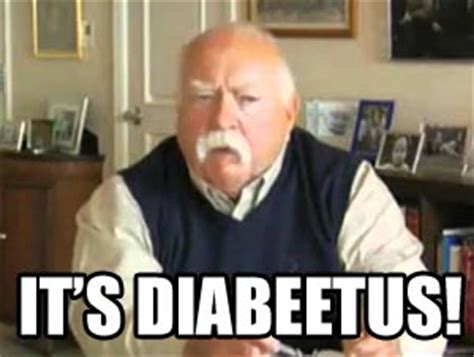 Wilford Brimley Diabeetus Meme - book 3 stacey vs the worst baby sitters club squee