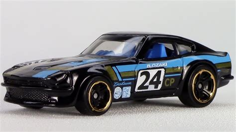 Hotwheels Datsun wheels datsun 240z review