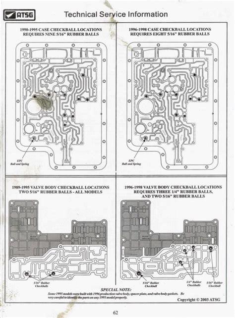 e4od valve diagrams e40d valve diagram wiring diagram