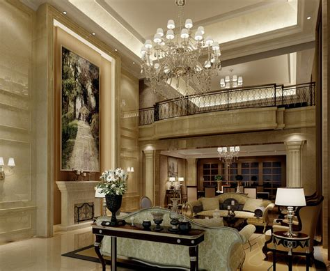villa interiors classic european villa interior design picture download