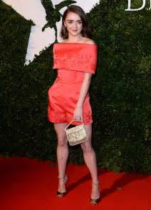 Galerry Maisie Williams – London Evening Standard British Film Awards 2016