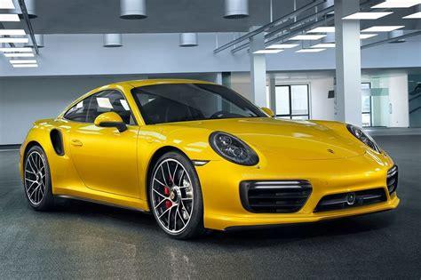 Porsche 911 Turbo Gelb by Saffron Yellow Metallic Porsche 911 Turbo 1 Periodismo