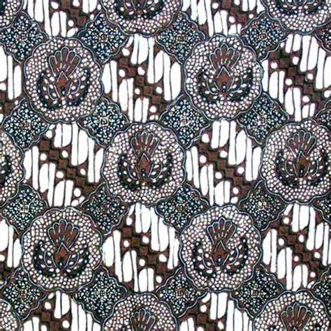 Kain Batik Cap Daun Etnic history of batik