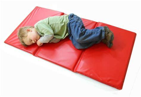 Folding Rest Mat by Sleep Mats Folding Nursery Sleep Mats Toddlers Rest Mats