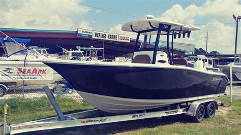 sea pro boats values 2018 sea pro 239 deep vee power boat for sale www