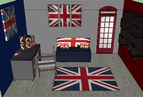 d 233 co chambre drapeau anglais