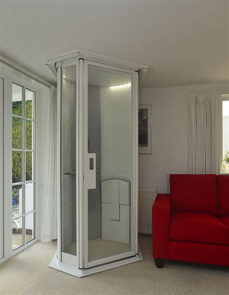 Small Home Elevators Uk Lifestyle Home Lift Gt The Luxury Through Floor Elevator