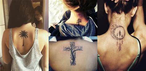 fiore simbolo famiglia 45 tatuaggi di alberi da farsi sulla schiena e non