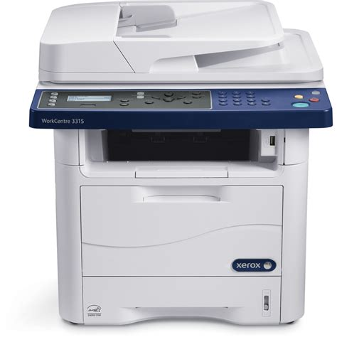 Printer Xerox xerox workcentre 3315dn a4 mono multifunction laser