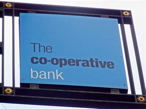 co op bank banking britannia building society the sloman economics news site