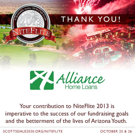 scottsdale active 20 30 club new niteflite 2013 sponsor