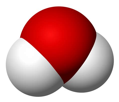 3d svg file water molecule 3d svg wikimedia commons